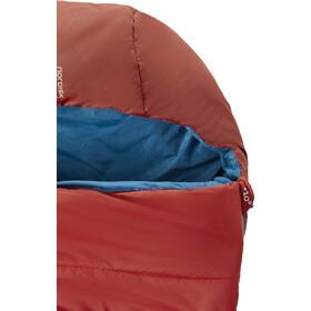 Nordisk Puk +10 Blanket Sovepose L, rød/blå